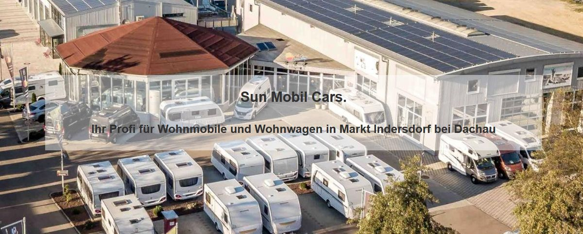 Wohnwagen in Regenstauf - Sun Mobil Cars: Wohnmobil Vermietung & Verkauf, Caravan, Kastenwagen, Wohnanhänger