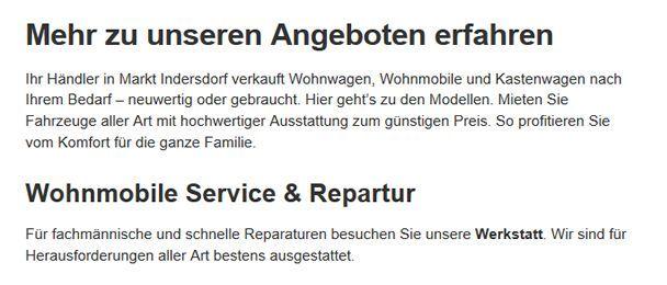 Wohnwagen-Händler  in  Darmstadt